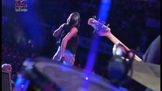 Ha Ash - No te quiero nada ao vivo em Madrid10 09 09 EXCLUSIVO MIRADOURO PT