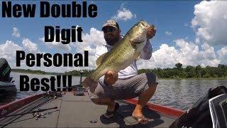 Video Lake Fork Bass Fishing: My Biggest Bass Ever!!! download MP3, 3GP, MP4, WEBM, AVI, FLV November 2018