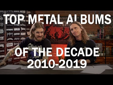 BEST METAL OF 2010 – 2019 Viewers vote PART ONE | Overkill Rewind episode thumbnail