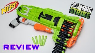 [REVIEW] Nerf Zombie Strike Ripchain | OFF THE CHAIN?!