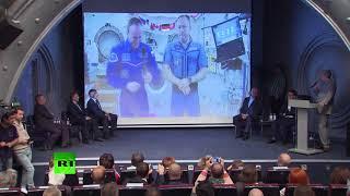 Российские космонавты прокомментировали предположения о плоской Земле