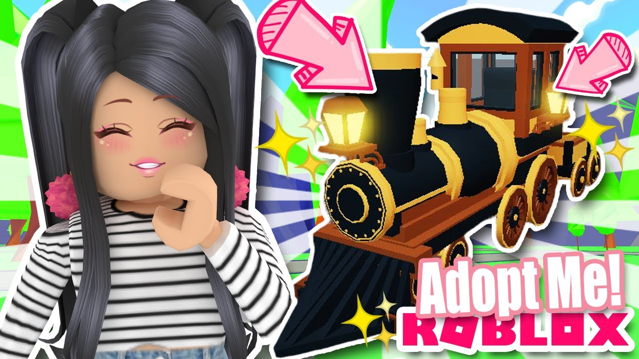 *NEW* TRAINS & PETS IN CARS ? Adopt Me! Roblox TEA NEWS UPDATE