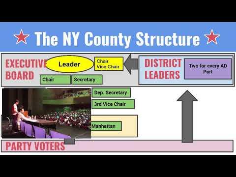 Manhattan County Committee 101