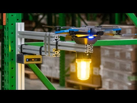 Warehouse Drones   Ware Product Overview