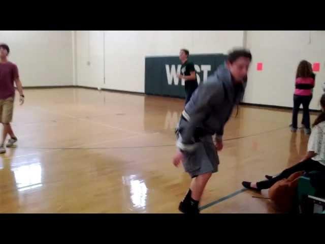 Backflip in PE