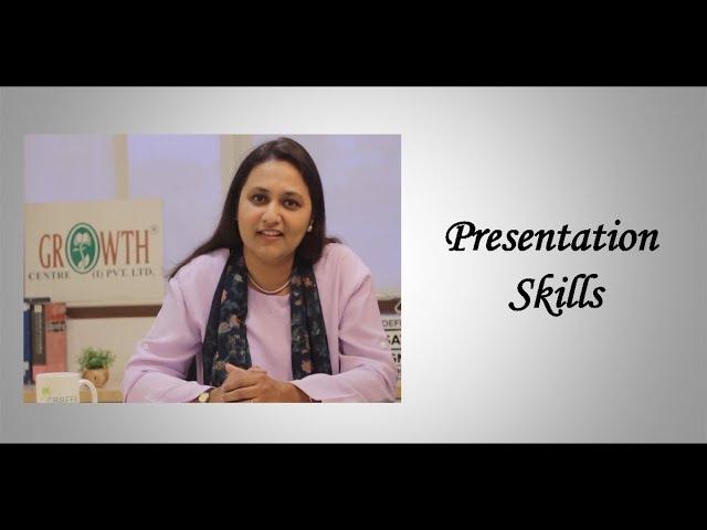 Presentation Skils