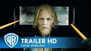 PHANTASTISCHE TIERWESEN: GRINDELWALDS VERBRECHEN - Offizieller Teaser Trailer (2018)