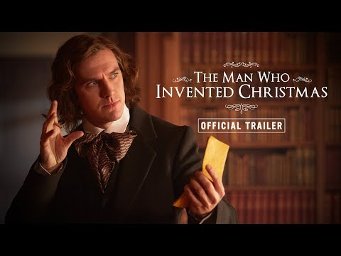 THE MAN WHO INVENTED CHRISTMAS   UK  HD  in cinemas now