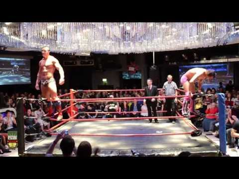 Chris Masters v Kris Travis - FULL MATCH from Preston City Wrestling Travel Video