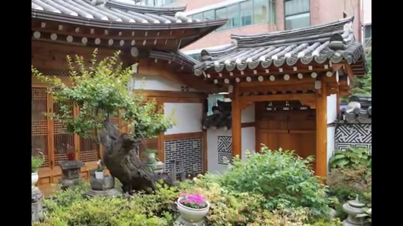 Korean Garden Design Inspiration