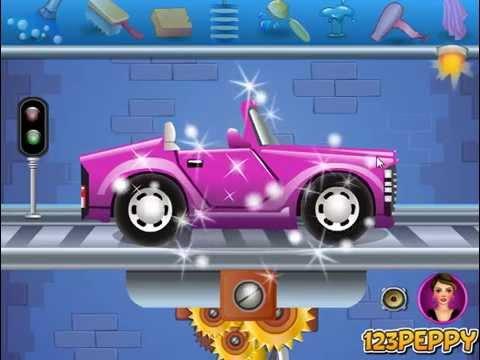 Perfect Car Wash (Прекрасная автомойка) - прохождение игры