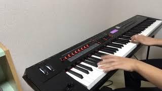 4です。 チュウニズムから光吉猛修さんの「怒槌」を弾きました。アレン...