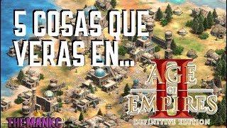 5 Cosas que verás en Age of Empires 2 Definitive Edition