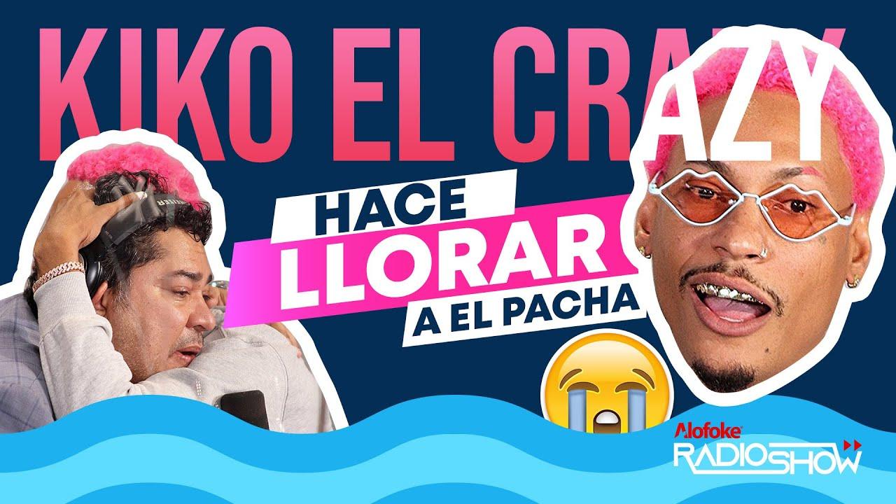 KIKO EL CRAZY SE DESAHOGA CON ROCHY RD & CEKY VICINY (PONE A LLORAR AL POBRE PACHA 😭)