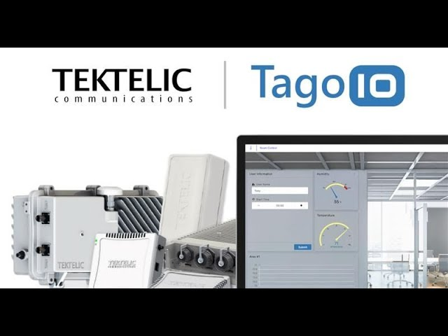How LoRa Alliance® Members TagoIO & Tektelic Are Collaborating To Create An End-to-End IoT Solution