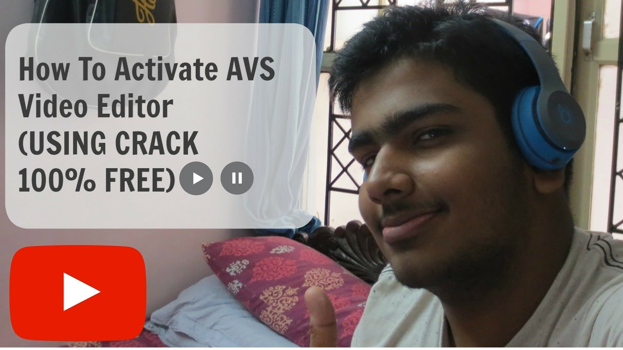 how to activate avs video editor for free