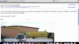 Craigslist Portales NM Used Cars for Sale by Owner - Trucks Under $1500 Available in 2012