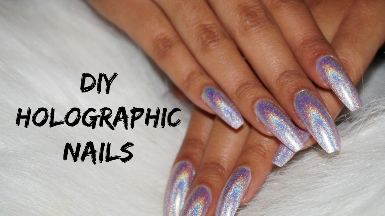 how to make acrylic nails at home without tape