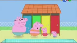 Свинка Пеппа плавает как русалка! #DJESSMAY
