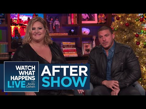 After : Why Jax Taylor And James Kennedy Ended Their Feud  Vanderpump Rules  WWHL