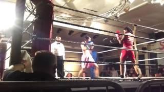 Leonie Formosa Vs Shelly Ward - Round One.