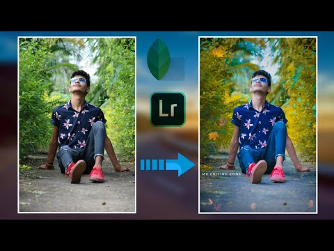Snapseed and Adobe Lightroom cb photo editing tutorial Lightroom Color Correction Editing 2019 | thumbnail