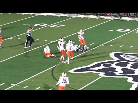 Massillon Tigers at Louisville Leopards Varsity Football Highlights 10 19 2018