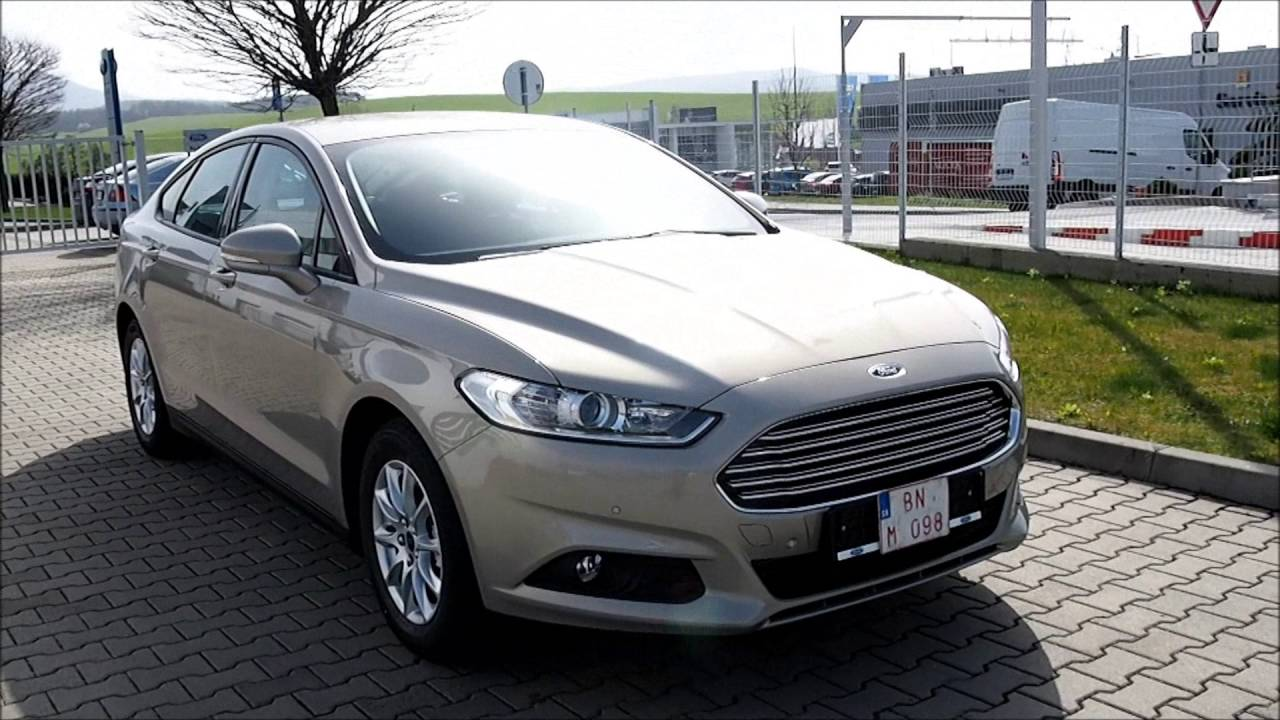 Mondeo Trend Tectonic Silver Henry Ford