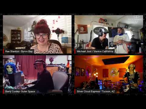 Radio Venice ft Silver Cloud Express, Kevin Gerald, Desi Ramone and more