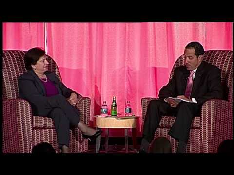 Interview with Justice Elena Kagan