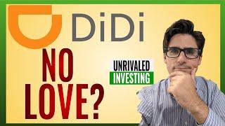 IPO Stocks: Didi Global IPO - DIDI Stock Analysis - Unloved & overlooked? China's UBER!