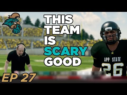 VS THE #2 RANKED DEFENSE!!  - NCAA Football 14 Dynasty | Coastal - Ep 27