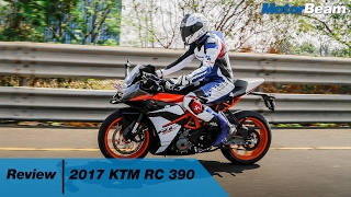 2017 KTM RC 390 Review - Better Than R3 Now? | MotorBeam