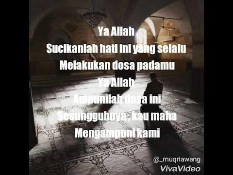 Fenomena Nasyid - Sucikanlah hati [Lyrics]