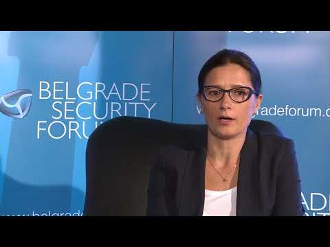 BSF 2017: Denisa Sarajlić, Director, Foreign Policy Initiative, Sarajevo