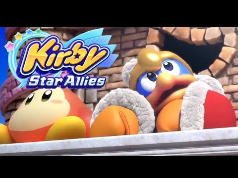 Download Youtube: Kirby Star Allies | Opening Cinematic Sneak Peek (Nintendo Switch)