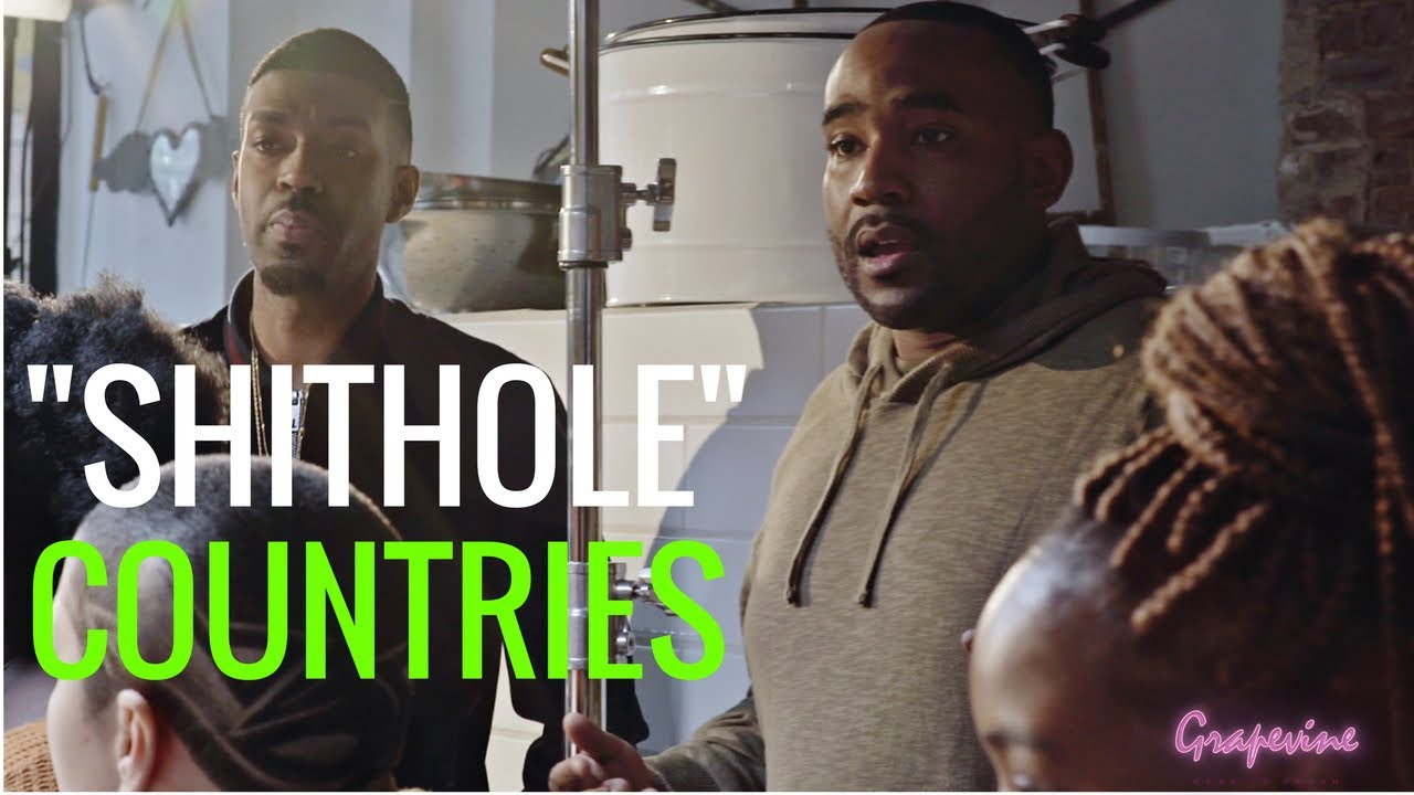 "THE GRAPEVINE | ""SH*THOLE"" COUNTRIES S3EP17 (1/2)"