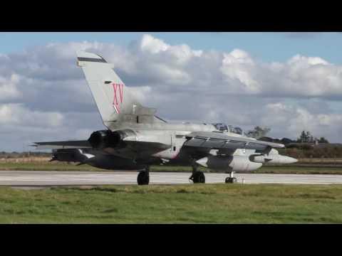 Panavia Tornado GR-4 - RAF Lossiemouth