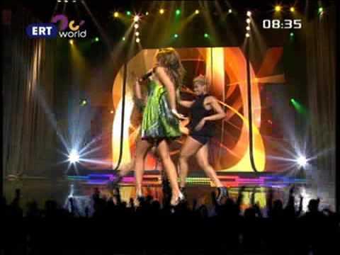 Hadise - Düm Tek Tek / Turkey´s Eurovision Singer  in Greek NF