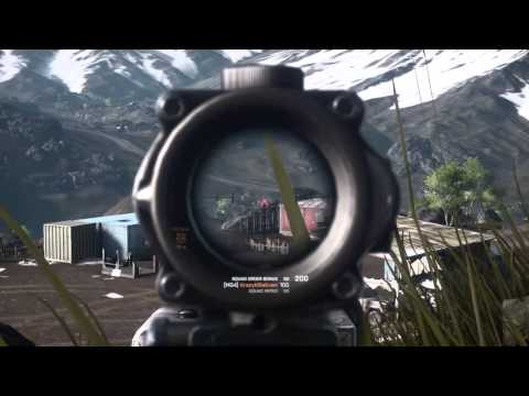 Battlefield 4 Gameplay (Salute Your Solution)
