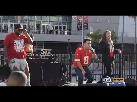 "Black Oxygen (David & Nick Lyle) - (FOX SPORTS TV) - Ft. Young Miller Tha Don ""Drop It"" L.A. LIVE!"