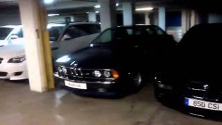 BMW M garage