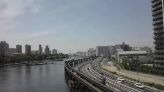 【りんかい線】品川シーサイド駅  Shinagawa-seaside