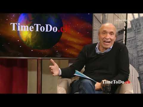Nikolai Lackmann - Der Shungit neutralisiert das Negative - TimeToDo vom 26.03.2020