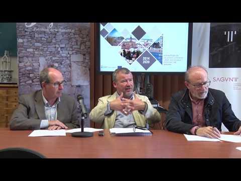Los fondos FEDER cofinancian el Desarrollo Urbano Integrado y Sostenible de Sagunto