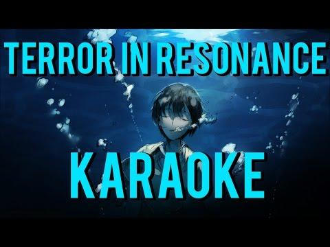 「Dareka, umi wo」 【Paperblossom】 (Karaoke Lyrics) Zankyou no Terror ED1