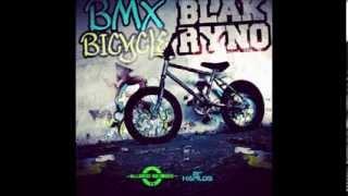Blak Ryno - Bmx Bicycle - February 2014 - Markus Records