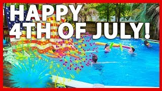 HAPPY 4th OF JULY! (7/1/18 - 7/4/18)