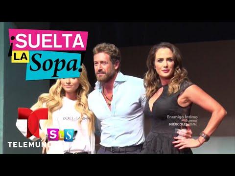 Gabriel Soto e Irina Baeva de gira   Suelta La Sopa   Entretenimiento