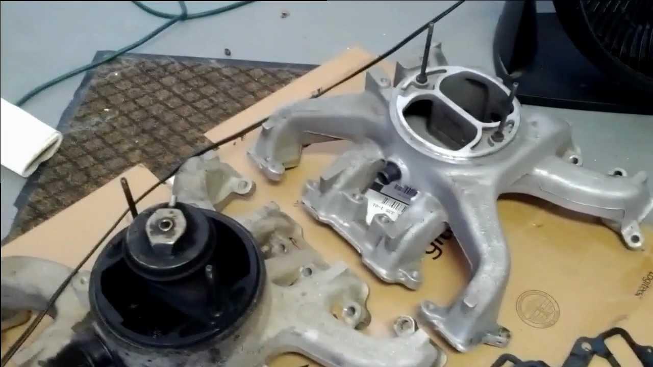 Comparing Intakes 6 2 Diesel